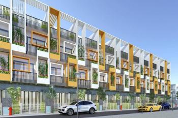 Bán nhà dự án D - Village Thủ Đức, 1 trệt, 3 lầu. Ngân hàng hỗ trợ, trả chậm 1 năm 0 lãi suất