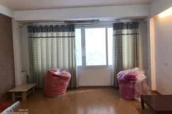 Cho thuê nhà mặt phố Trần Điền 55m2x5 tầng, MT 6m, thông sàn