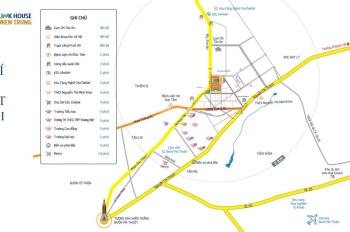 Bán đất Dự Án Eco City Premia - Flame City phường Tân An, Buôn Ma Thuột