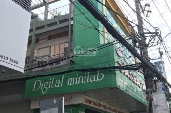 Cho thuê nhà MT đường Trường Chinh, P. 13, Tân Bình. Diện tích: 8.5x30m 1 trệt 2 lầu