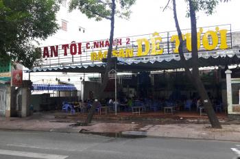 Mặt tiền Nguyễn Chí Thanh (Q5), 10x28m, GPXD hầm 8 lầu, giá chỉ 57 tỷ
