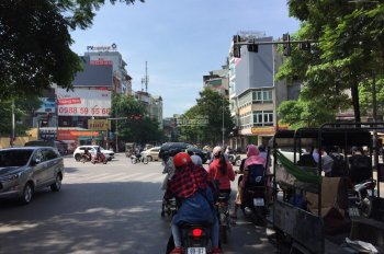 Bán nhà 22,5 tỷ mặt phố Hoàng Như Tiếp Long Biên. Khu dự án 2 mặt đường lớn kinh doanh tốt