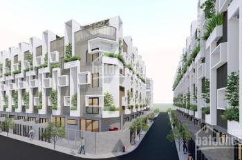 Nhà đẹp Thủ Đức gần Giga Mall, 100m2 6 tỷ, sổ hồng riêng 1T 3L, 4PN 5WC, hoàn công đầy đủ