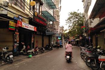Cần bán nhà mặt phố Lương Ngọc Quyến, Kinh Doanh, Hoàn Kiếm. DT: 120m2x4T, MT: 5m giá 51 tỷ