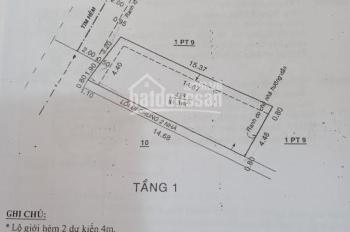 Bán nhà nát HXH Phan Huy Ích, Phường 15, Tân Bình