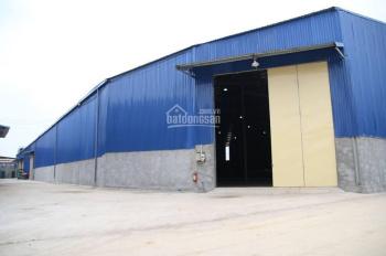 Chính chủ cho thuê kho, xưởng đường Cầu Diễn, Hà Nội, diện tích từ 300m2 đến 2000m2. xe cont ra vào