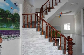 Nhà sổ riêng trệt lầu 64m2, sát chợ Bình An, Dĩ An, BD