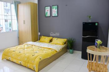 Cho thuê phòng trọ Vip, full 100% nội thất cao cấp, ngã 4 Lê Văn Sỹ + Trần Quang Diệu