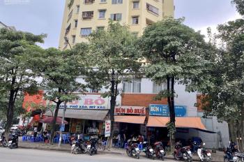 Cho thuê MB tầng thương mại mặt phố Nguyễn Cảnh Dị, diện tích 100m2 - 500m2, mặt tiền 17m - 50m