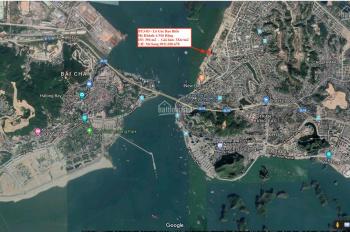 Bán mảnh đất biệt thự góc Hà Khánh A mở rộng, BT3-03, DT 394m2 giá 3xtr/m2, LH 0911.020.678