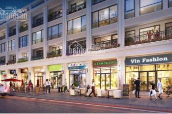 Cho thuê shophouse Park Hill tòa trung tâm, vị trí đẹp, diện tích 200m2, giá thuê 85tr/tháng