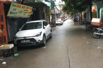 Cần tiền bán gấp 54m2 đất Cửu Việt, Trâu Quỳ, Gia Lâm, đường ô tô vào, LH: 0969 346 836
