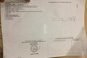 Chính chủ bán dãy trọ 13 phòng mặt tiền đường KCN Tân Đức, Long An 5 X 50, giá 7 tỷ. LH 0969257167