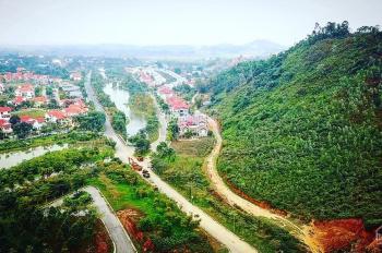 Bán đất giáp dự án của Vingroup - cạnh khu công nghệ cao Hòa Lạc DT 2.7ha - 3317m2 - 60m2 - 200m2