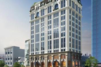 Cho thuê tòa nhà văn phòng mới MT Điện Biên Phủ, Q. Bình Thạnh diện tích SD 4200m2. LH 0937679981