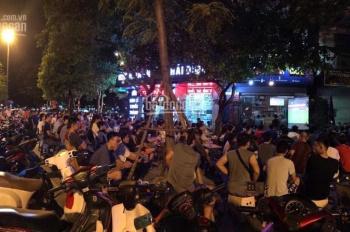 Tổng hợp mặt bằng tại phố Chùa Láng khu Vicom Nguyễn Chí Thanh giá trị thương mại cao
