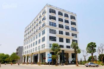 Cho thuê văn phòng tòa nhà Minh Quân, Khai Quang, Vĩnh Yên giá 140k/m2/th. LH 0399566078