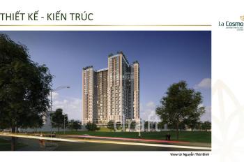 Chuyên bán căn hộ La Cosmo Quận Tân Bình, nhiều căn lựa chọn giá bán lại giá rẻ hơn CĐT