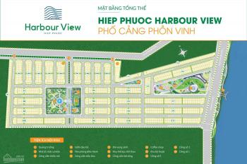 hiệp phước harbour view - 1,29 tỷ/ nền - Thanh toán 24 tháng - Sổ đỏ riêng từng nền
