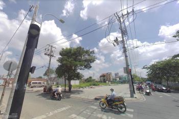 Sang lại đất lô góc 2 MT đường Kênh Tân Hoá và Nguyễn Trọng Quyền, Tân Phú giá 2.6tỷ. Sổ riêng