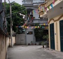 Bán 56m đất SĐCC, mặt tiền 5,5m. Hướng Bắc tại tổ 9 phường Sài Đồng, Long Biên
