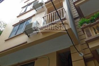 Cho thuê nhà phường Ô Chợ Dừa, nhà 55A ngõ 148 Mai Anh Tuấn quận Đống Đa, Hà Nội