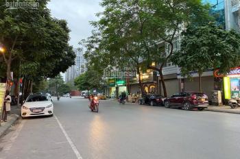 Bán nhà mặt phố Vũ Phạm Hàm 90m2 x 5 tầng, mặt tiền 5,5m. Giá nhỉnh 30 tỷ