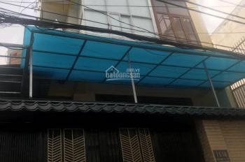 Cho thuê nhà đường Bàu Bàng, P. 13, Quận Tân Bình. Diện tích: 7x35m kết cấu: 1 trệt, 3 lầu