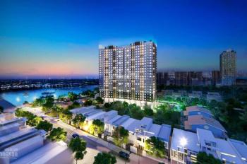 Căn hộ gần chợ Lái Thiêu - TP Thuận An - 2PN 70m2 căn góc 2 view TT 630 triệu sở hữu LH 0936468489