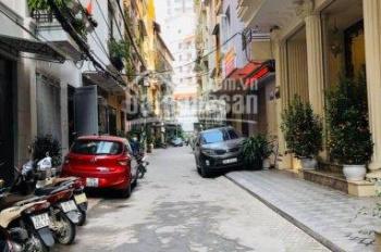 Bán nhà riêng tại Nguyên Hồng  Huỳnh Thúc Kháng Quận Đống Đa Hà Nội Giá: 12 tỷ  Diện tích: 75m