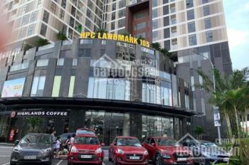 Bán căn hộ 1810 3PN, căn góc ban công Đông Nam tòa HPC Landmark 105 Tố Hữu, 0901 720 666