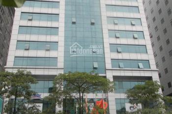 Cho thuê văn phòng tại tòa Việt Á trên phố Duy Tân diện tích 200m2, giá chỉ 314 nghìn/m2/th