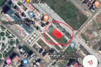 Chính chủ bán lô đất FLC mặt đường Võ Nguyên Giáp đối diện KS Mường Thanh, P. Đông Vệ, TP Thanh Hóa
