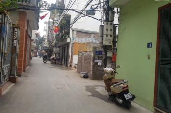 Bán nhà cấp 4, diện tích 39m2, vuông vắn, Mậu Lương Đa Sỹ - Hà Trì, 2 mặt ngõ thoáng. Giá 1.63tỷ