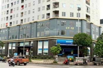 Chủ gửi bán CC CT12 Văn Phú DT 158m2 3PN, 2VS căn góc rộng thoáng mát giá 2.55 tỷ có TL. Đã có sổ