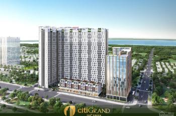 Citi Grand, dự án căn hộ có mặt bằng giá tốt nhất Quận 2 hiện nay