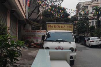 Bán đất phố Nguyễn Công Hoan, Ngọc Khánh, Ba Đình