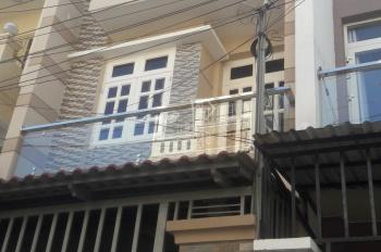 Cho thuê nhà 4x20m, 1T, 2L Phan Văn Hớn, Q12. Giá 10 tr/th