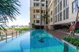Duy nhất 1 căn 78m2, 2 phòng ngủ, view sông, view hồ bơi The Tresor, giá cực rẻ