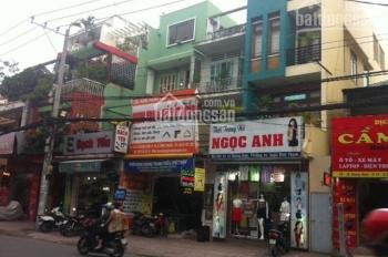 Cho thuê nhà góc 2MT Nguyễn Trãi, P2, Q5. DT 4.7x10m