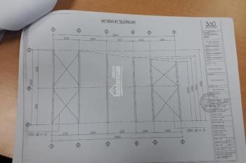Cho thuê nhà Xuân Thủy 400m2 MT 16m thông sàn 2 tầng gần dự án Mipec Xuân Thủy. LH 0916762663