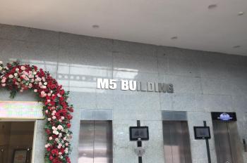 Cho thuê văn phòng tòa nhà M5, Nguyễn Chí Thanh, Láng Hạ, Đống Đa, DT 56m2 - 110m2 - 200m2 800m