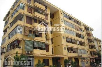 Cho thuê căn hộ tập thể 212 Học viện kỹ thuật quân sự Tân Xuân - Xuân Đỉnh - Bắc Từ Liêm