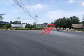 Bán gấp lô đất đối diện KCN Vsip II, giáp Thành phố mới, sổ hồng riêng
