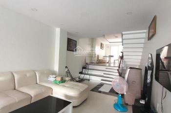 Cho thuê nhà mặt tiền hầm - 3 lầu, phường An Phú, giá 25 triệu - Đủ nội thất