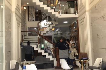 Bán 1 căn nhà phố mặt tiền nội bộ 12m An Dương Vương, 5 tầng, 4PN, 5WC, View Công Viên Phú Lâm
