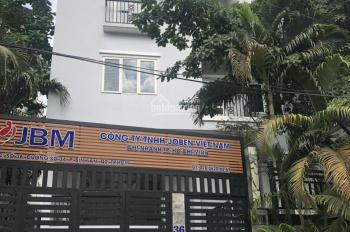 Cho thuê nhà riêng P. Bình An, đường 34: 11x21m, hầm, 3 lầu, giá 80 tr/th. Tín 0983960579