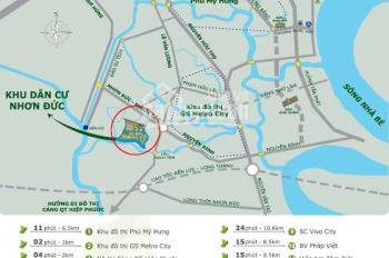 Đất nền KDC Nhơn Đức giá chỉ 21,5tr/m2, giá tốt cho khách hàng đầu tư