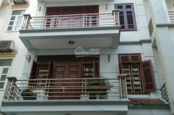 Cho thuê nhà liền kề tại khu đô thị mới Trung Yên, DT 110m2 x 4 tầng, mặt tiền 5,5m. Giá 30 triệu
