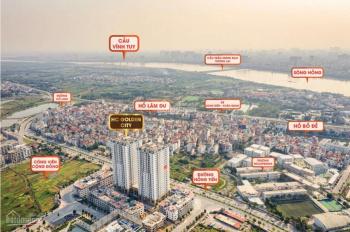 Chung cư HC Golden Bồ Đề - Long Biên, giá chỉ từ 2,5 tỷ, hỗ trợ 65% lãi suất 0% trong 12 tháng